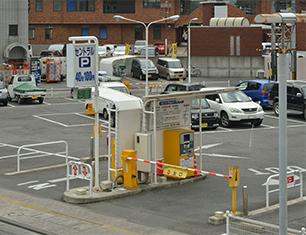 駐車場 セントラルパーキング
